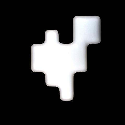 Накладной светильник Kundalini Pixel