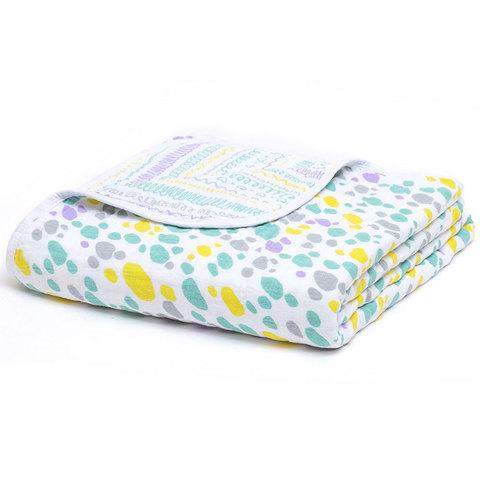 Муслиновое одеяло Adam Stork Candy Dream
