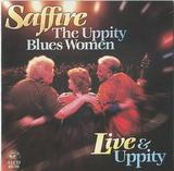 Saffire - The Uppity Blues Women / Live & Uppity (CD)