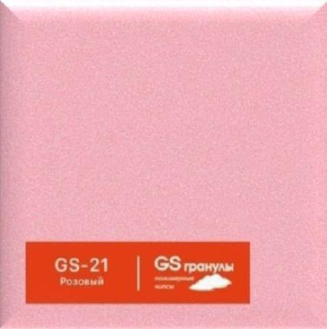 Столешница из искусственного камня PROlit GS-21 (розовый)