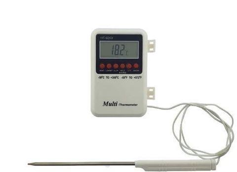 Цифровой термометр с выносным датчиком HT-9269