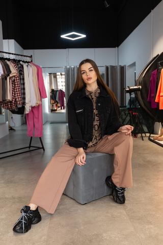 Спортивные штаны женские из хлопка интернет магазин