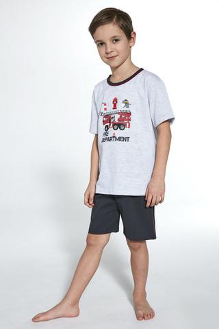Пижама для мальчиков с шортами CORNETTE 473 FIRE