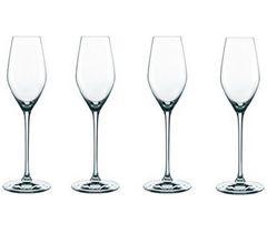 Supreme - Набор фужеров, 4 шт, для шампанского, 300 мл, хрусталь, фото 3