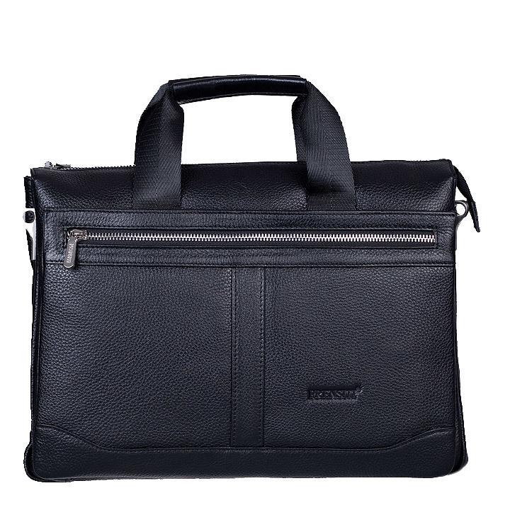Мужская кожаная сумка-портфель Prensiti