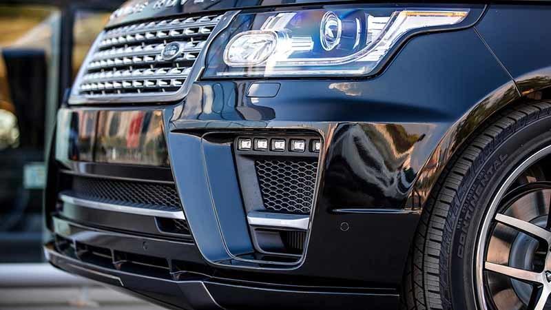 Обвес MTR Design для Land Rover Range Rover Vogue