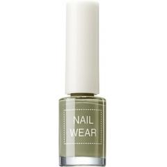 Лак для ногтей The Saem Nail Wear 87 Fresh olive 7 мл
