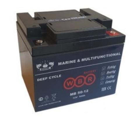 Аккумулятор глубокого разряда MB 50-12