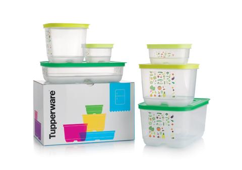 Подарочный набор контейнеров для холодильника