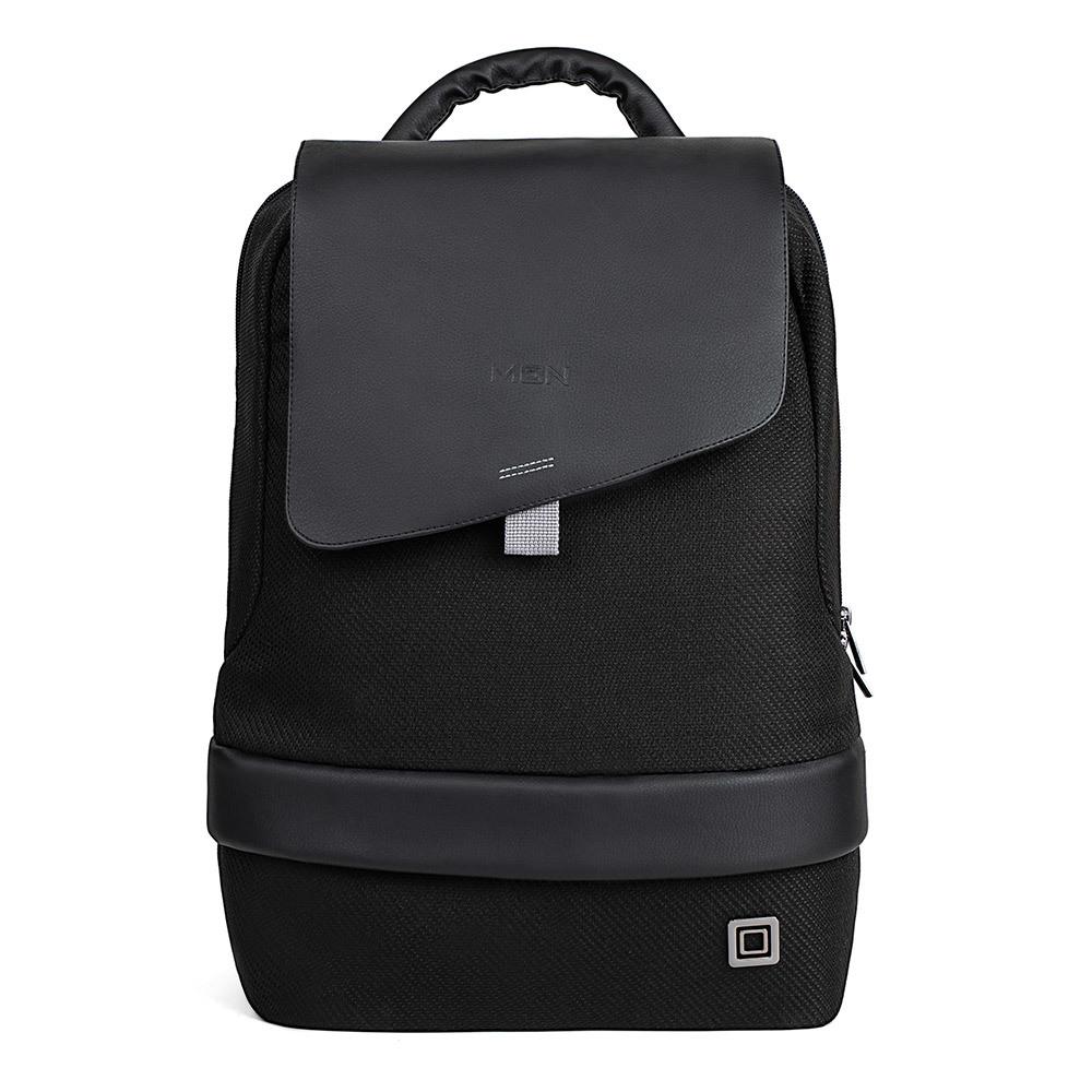 Сумки для коляски Moon Рюкзак Moon Backpack Black 2021 K21_BACKPACK_68210030_black_front.jpg