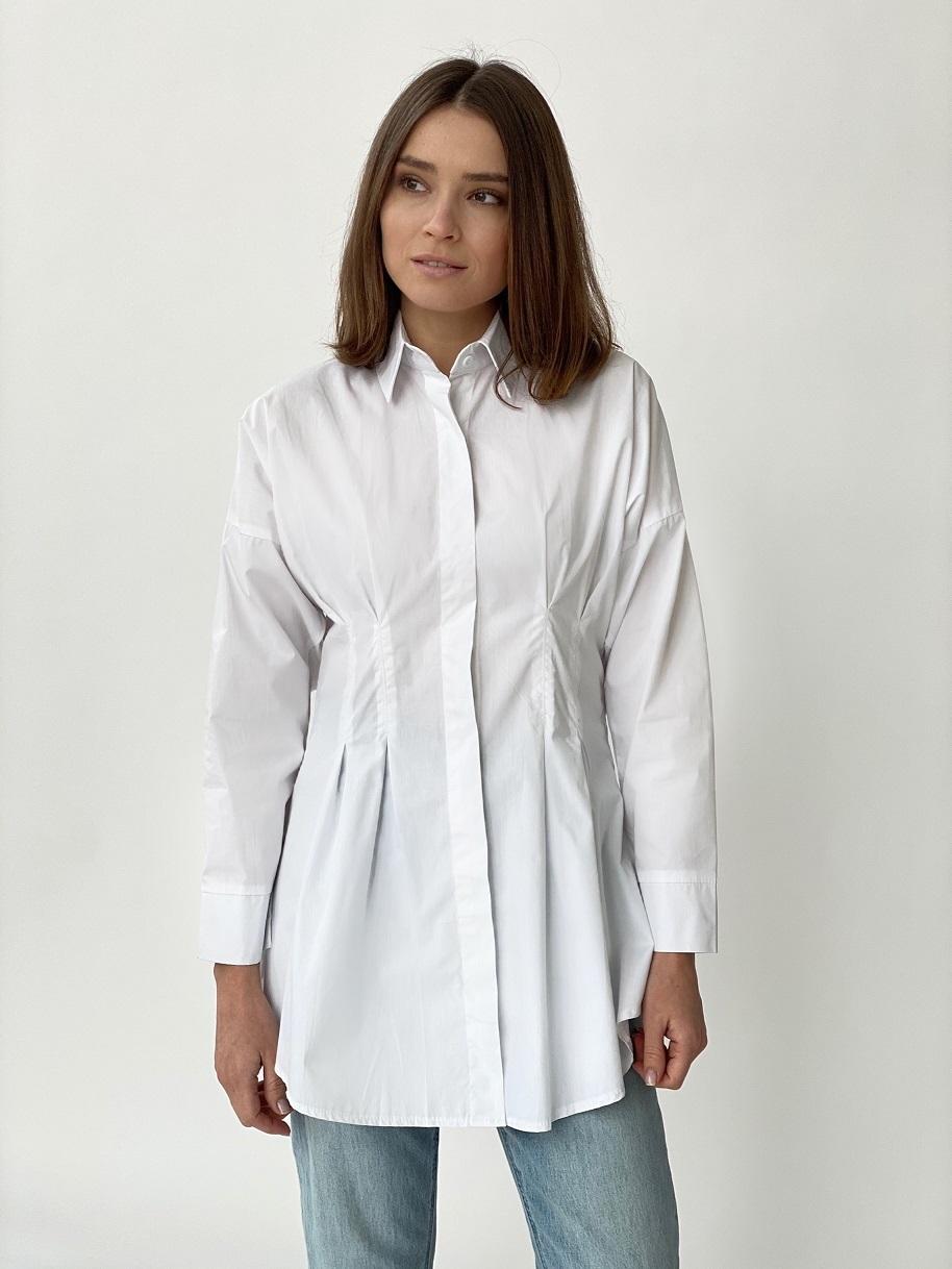 Рубашка, Ballerina, Forbes III (белый)