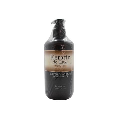 Восстанавливающий кондиционер с кератином