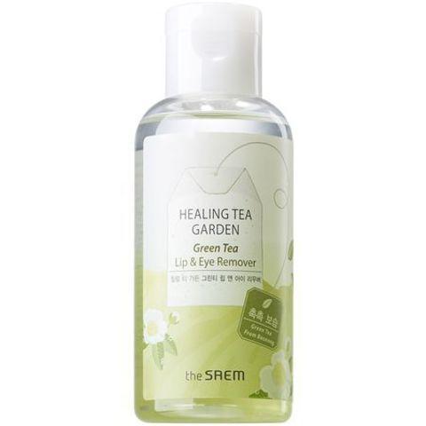 Средство для снятия макияжа The Saem с экстрактом зеленого чая 150 мл