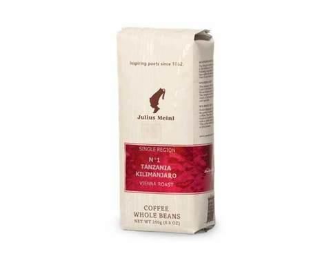 Кофе в зернах Julius Meinl Tanzania Kilimanjaro №1, 250 г