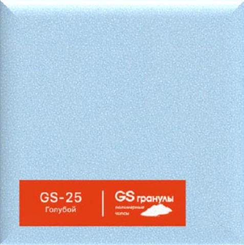 Столешница из искусственного камня PROlit GS-25 (голубой)