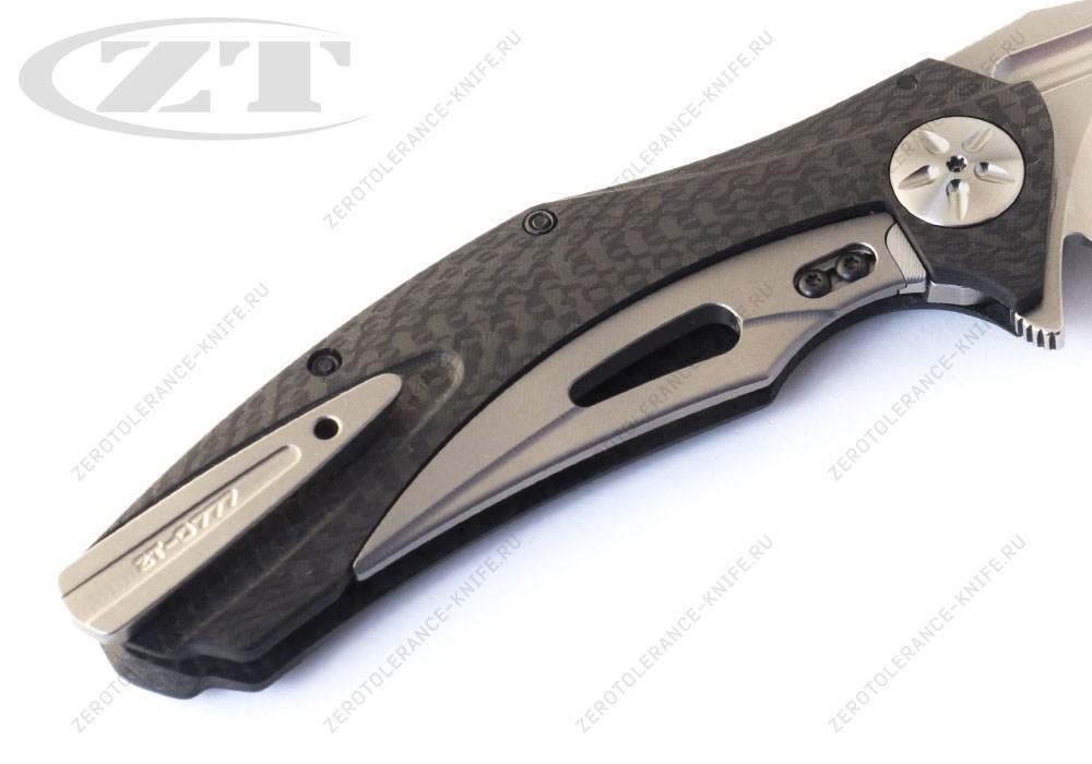 Нож Zero Tolerance 0777 M390 - фотография