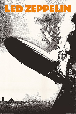 Постер Led Zeppelin PP34452