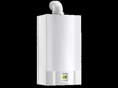 Котел  ZENA MS 24 FF газовый настенный 24 кВт одноконтурный с закрытой камерой сгорания