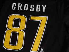 Футболка NHL Pittsburgh Penguins № 87