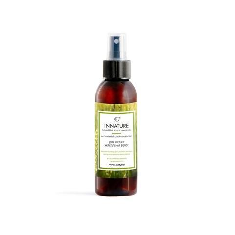 Натуральный спрей-концентрат для роста и против выпадения волос | Innature