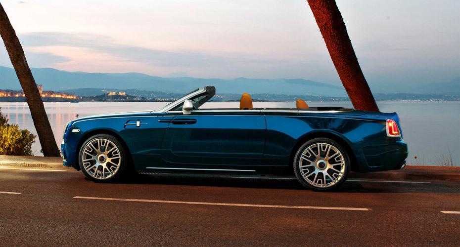 Обвес Mansory для Rolls-Royce Dawn