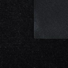 """Коврик влаговпитывающий, ребристый """"TRIP"""" 90*1500 см, чёрный"""