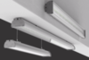 Примеры монтажа промышленного светодиодного светильника аварийного освещения с аккумулятором серии Iron 2.0