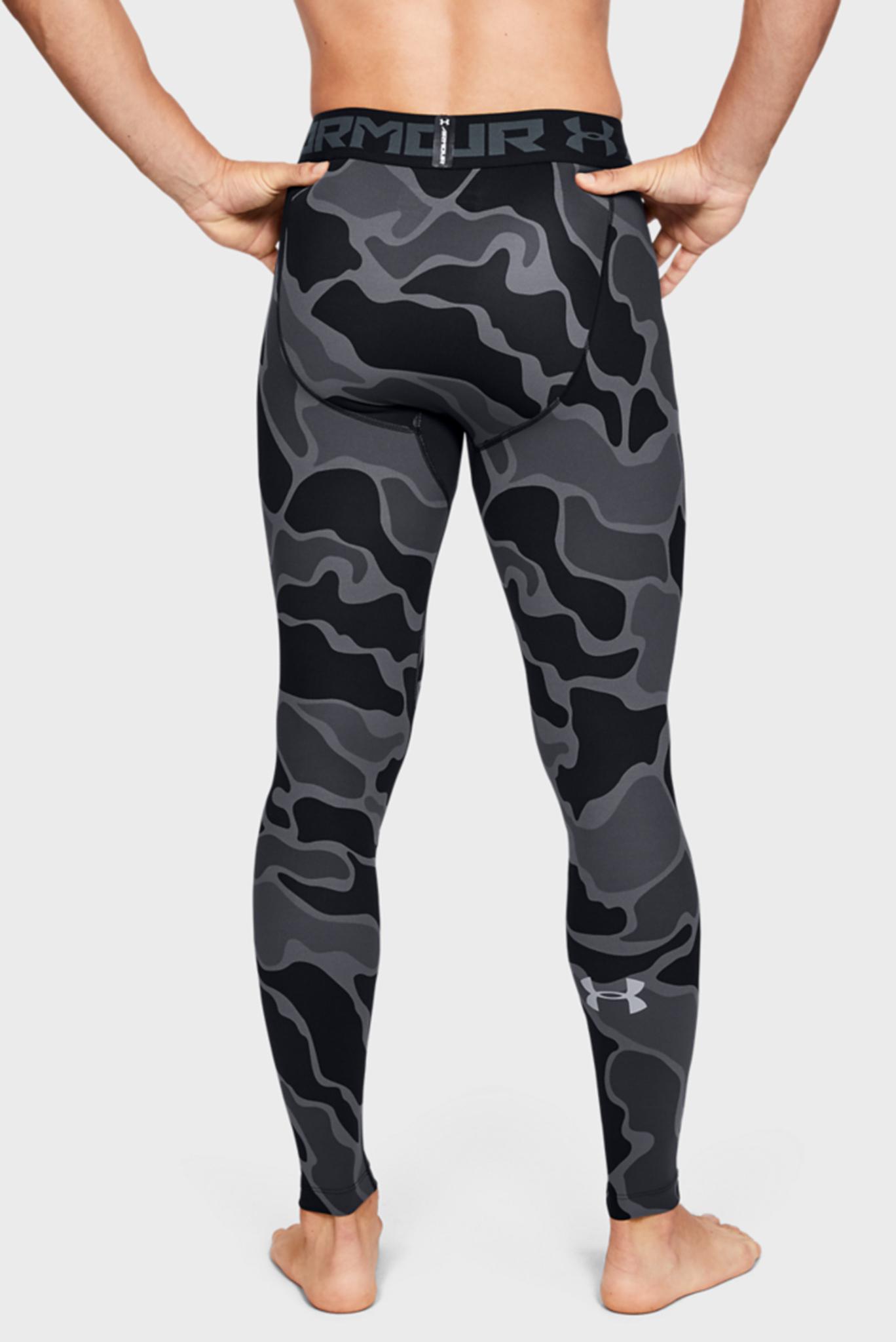 Мужские тайтсы с принтом HG Armour 2.0 Printed Leggings Under Armour