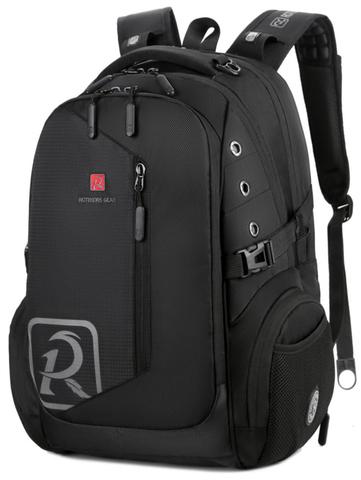 Рюкзак ROTEKORS 9387-17 USB Черный