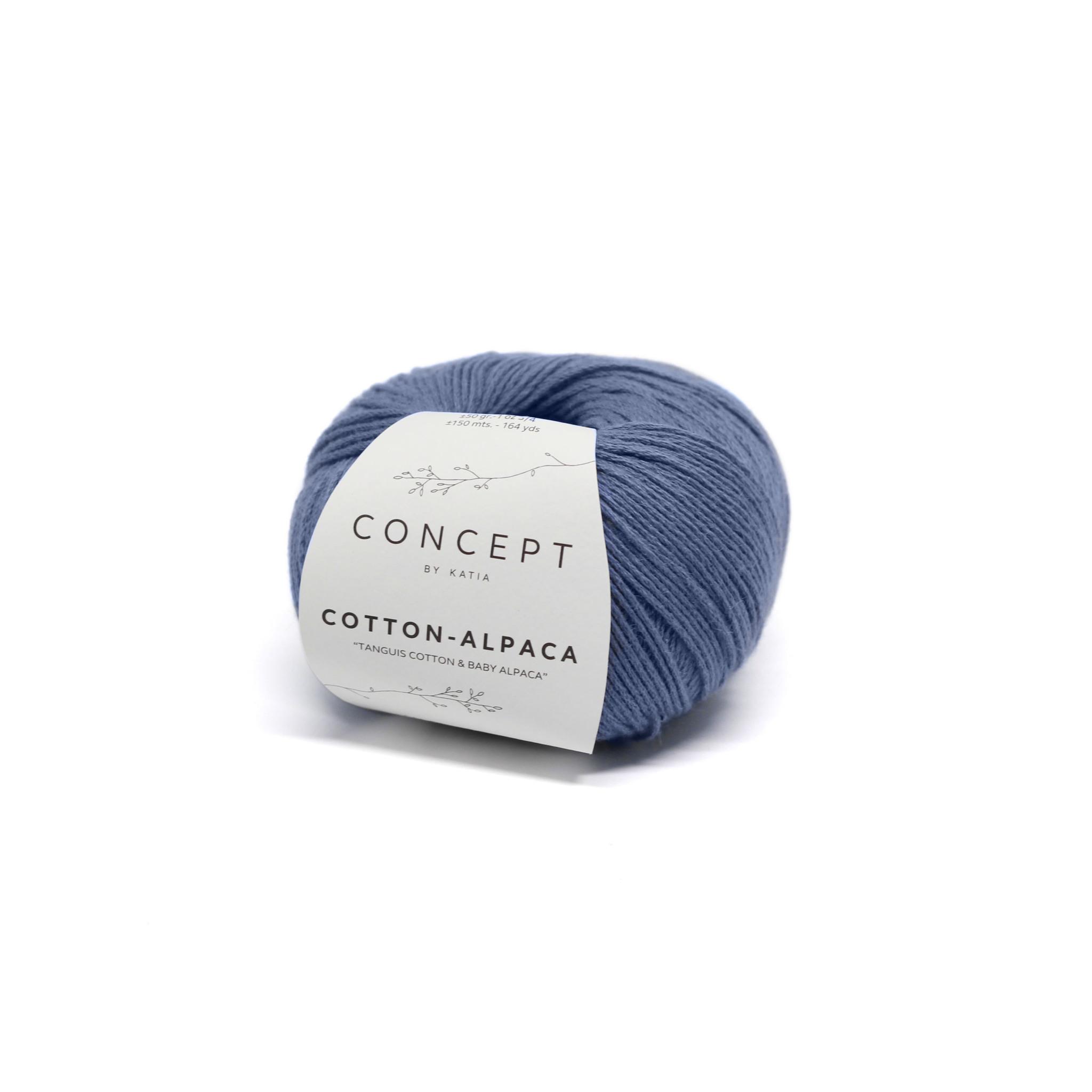 Katia Concept Cotton-Alpaca - 93