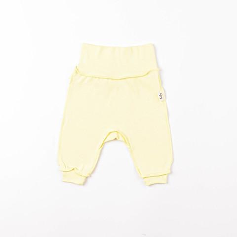 Ruffled leggings 0+, Daffodil