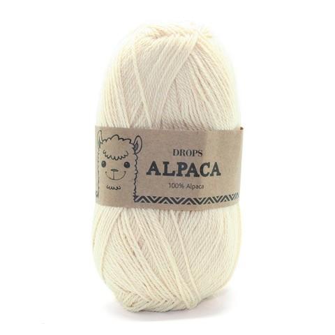 Пряжа Drops Alpaca 2110 шампань