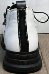 Ботинки женские осень весна Ripka 146White