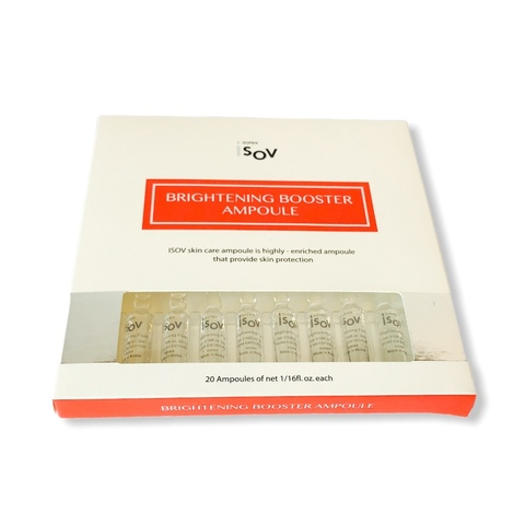 BRIGHTENING BOOSTER AMPOULE 2ml*20ea
