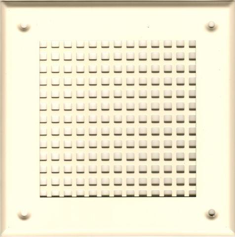 Решётка 210*210 шагрень 1013, большая клетка
