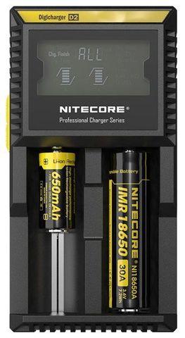зарядное устройство NiteCore Digicharger D2