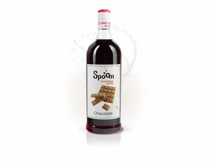 Сироп Spoom Шоколад, 1 л