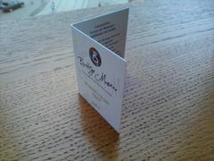 Сертификат на муранское стекло, бренд Bottega Murano