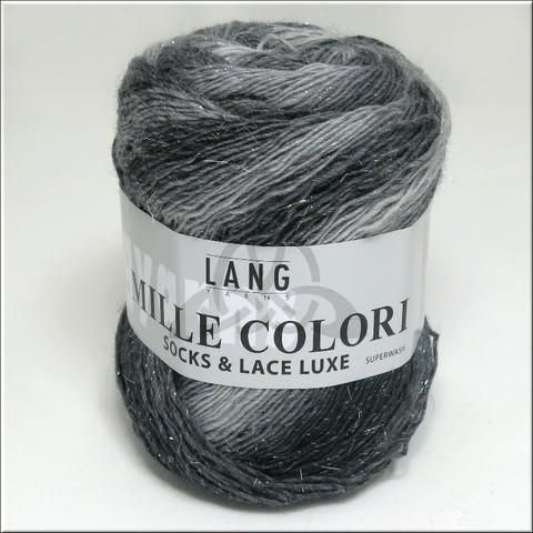 Пряжа MILLE COLORI Socks & Lace Luxe Lang Yarns
