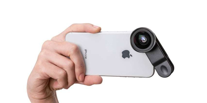 Широкоугольный макро объектив Pictar Smart Lens Wide Angle/Macro для смартфона