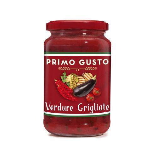 Соус томаты с овощами на гриле Primo Gusto 350 гр
