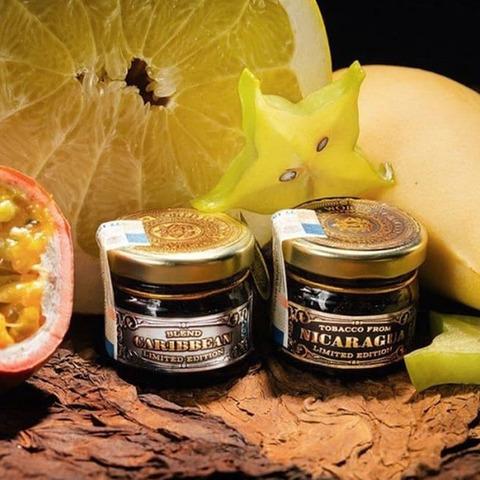 Табак для кальяна WTO 200 гр Caribbean Blend CB19 Tropic (Тропик)