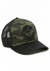 Бейсболка John Doe Trucker Hat Camou