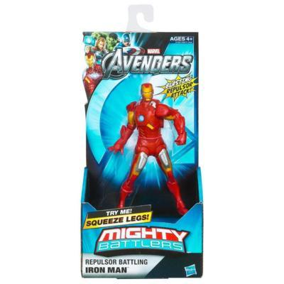 The Avengers Mighty Battlers 6