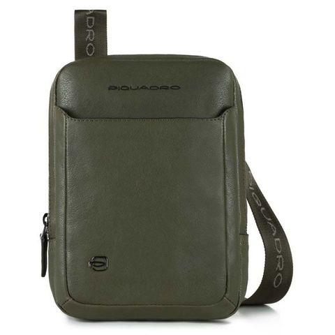 Сумка Piquadro Black Square (CA3084B3/VE) зеленый кожа