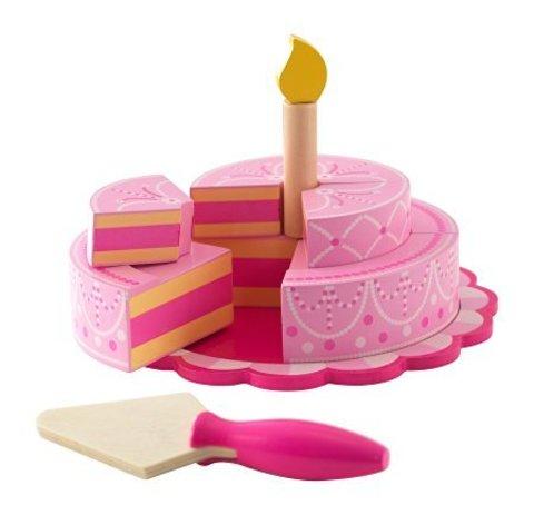"""Игравой набор """"Многоуровневый праздничный торт"""". Розовый. KIDKRAFT"""