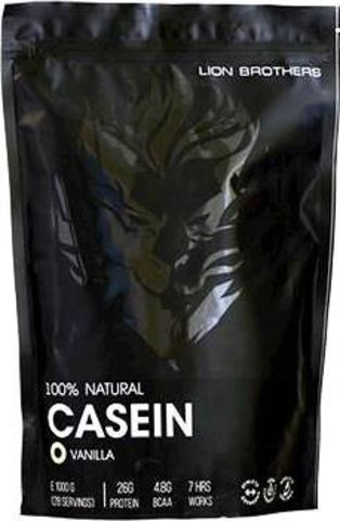 Протеин Lion Brothers 100% Natural Casein