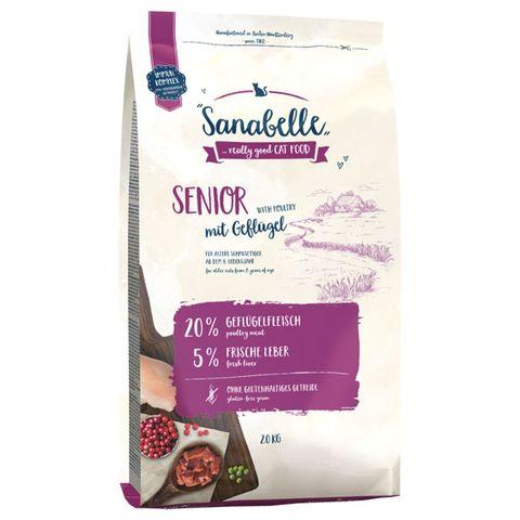 Bosch Sanabelle Senior (2 кг)  для пожилых кошек