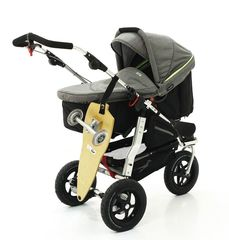 Подножка TFK Multiboard для коляски Joggster Adventure/Sport для второго ребенка Mamaboard