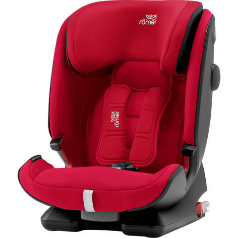 Автокресло Britax Roemer Advansafix IV R Fire Red